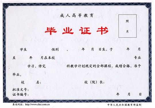 成人高考毕业证样本.jpg